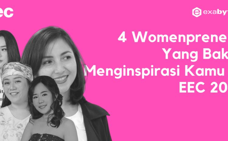 4 Womenpreneur Indonesia Hadir di EEC