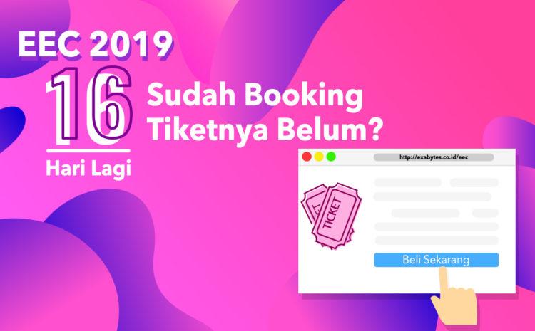 tiket eec 2019